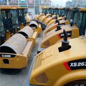 优惠出售20吨22吨26吨二手振动压路机