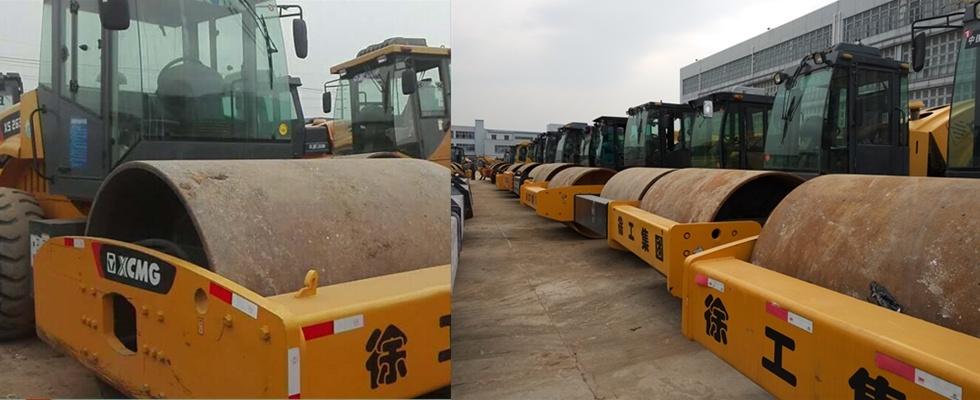 福州二手压路机市场  出售二手徐工20吨22吨26吨压路机