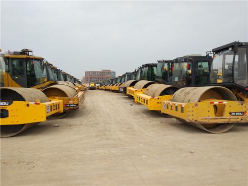 台州二手压路机市场||出售二手徐工20吨22吨26吨压路机