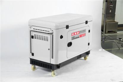 8kw柴油发电机工业用电