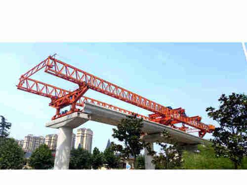 山西大同架桥机出租厂家 自行式架桥机技术优势