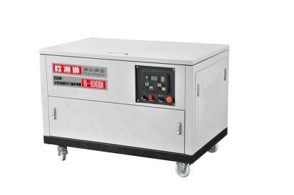 供应远程遥控10千瓦汽油发电机