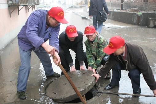武汉汉南箱渠清淤18171017199