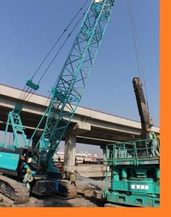 供应IPC1412液压锤拔桩预制水泥桩拔出 钢套管全回转钻机清障拔除地下障碍物