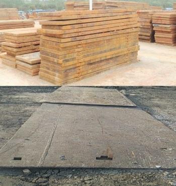 松江1.6×4.6铺路钢板出租路基板路基箱拉森钢板桩租赁 全回转全套管拔桩水泥方桩