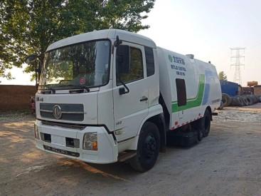 出售二手北京天路吸尘车
