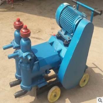 HB-6型双液活塞式灰浆泵厂家直销,HS-6活塞式灰浆泵