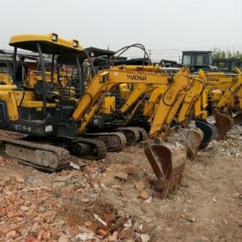 13、18、20、25二手小型挖掘机|宁波|温州低价销售