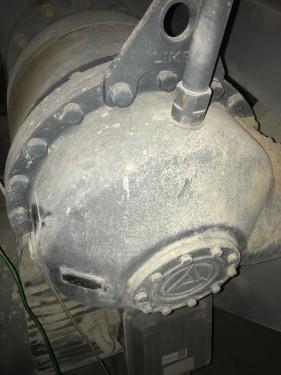 石家庄搅拌站减速机齿轮损伤,三一搅拌站减速机维修