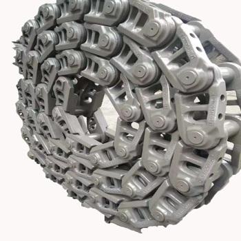 现货供应适用于沃尔沃EC700挖掘机链条DFCB矿山专用履带厂家A1