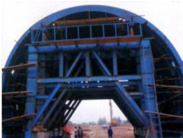 甘肃白银钢模板和兰州隧道模板特点