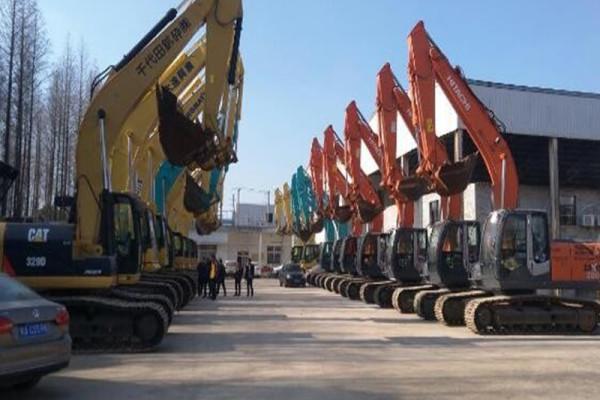 出售二手小松/日立挖掘機呼和浩特|包頭|烏海免費送貨