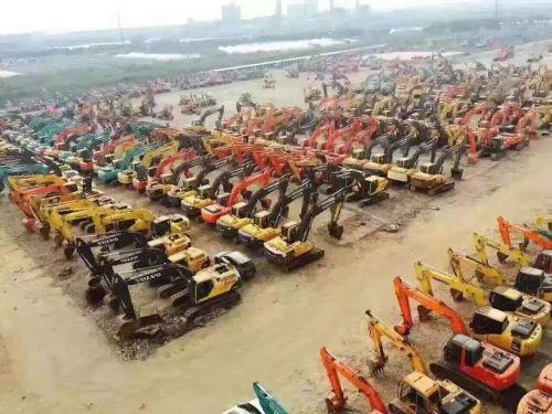湖北武汉|仙桃|天门|潜江|襄阳|鄂州|孝感|黄冈|黄石|咸宁二手挖掘机市场