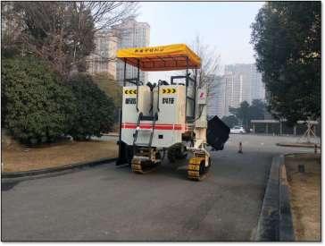 供应新路缘NC1300水泥混凝土摊铺机-滑模摊铺机-混凝土滑模机