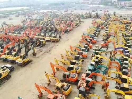 江苏南京|无锡|镇江|南通|扬州|盐城|徐州|淮安|泰州|宿迁|连云港二手挖掘机市场