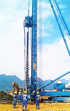 出租,出售凿岩利器-广州振宇大直径潜孔锤