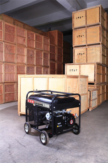 300A汽油发电电焊机发电焊机
