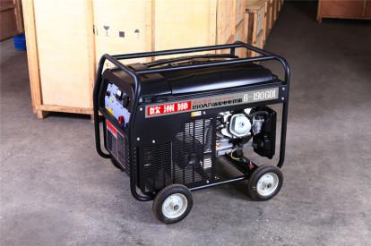 B-300GDI双缸发电电焊机