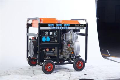 BT-230TSI发电电焊机