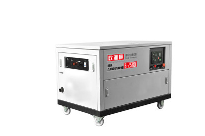 25kw集装箱体式汽油发电机