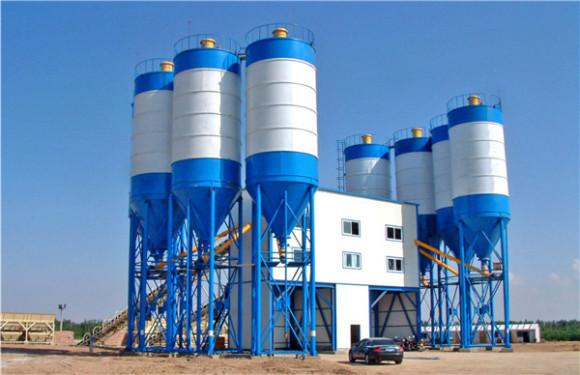 出售二手三一HZS180混凝土搅拌站设备产量稳定出厂价全国供应