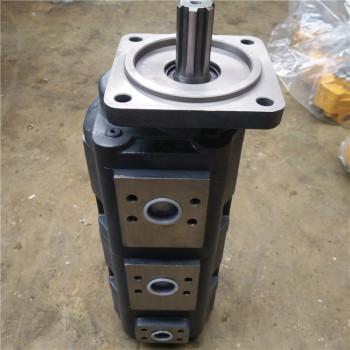 供应中联吊车三联齿轮泵CBGJ2063/2050/2032