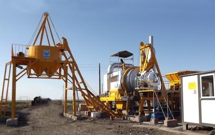 供应铁拓机械QLB-30沥青搅拌机