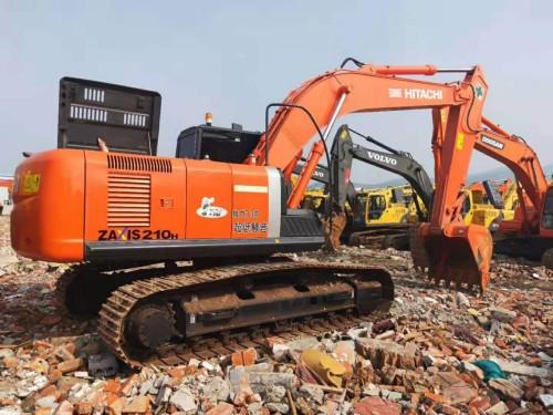 西安出售个人二手挖掘机日立210日立240日立350 质保一年 支持分期