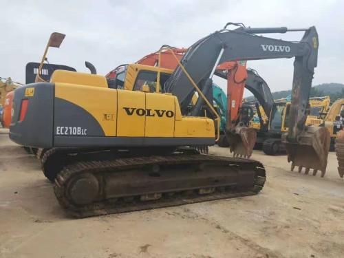昆明出售个人二手挖掘机沃尔沃140沃尔沃210沃尔沃240和360等 质保一年 支持分期
