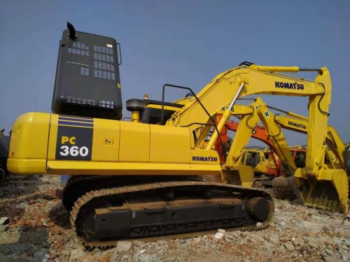 太原转让个人二手挖掘机小松200小松240小松360和450等 大件质保一年 免费包运