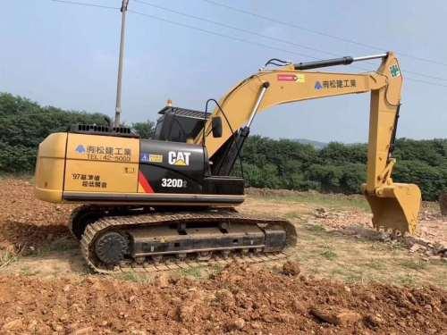 重庆出售个人二手挖掘机卡特320卡特323卡特329和336 质保一年 支持分期