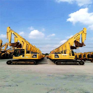 杭州海关进口二手挖掘机出售,小松、日立、神钢、卡特彼勒等
