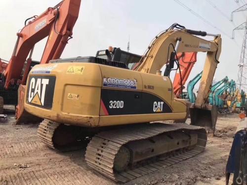 南宁二手挖掘机卡特320D和323D,336D等出售,全国包运到家