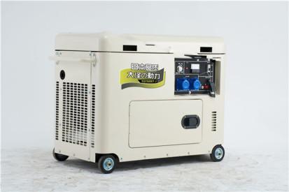7kw柴油发电机经济性