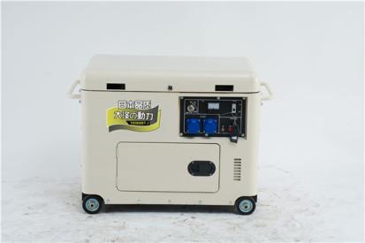 8kw柴油发电机选择功率