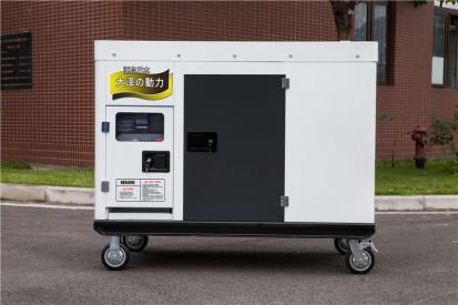 25kw柴油发电机组静音箱体式