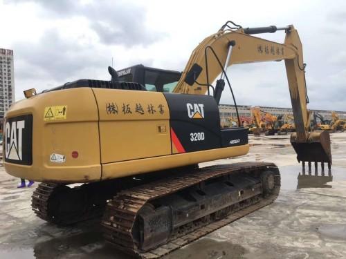 南宁转让进口卡特320 323 329和336D二手挖掘机 质保二年