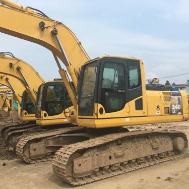 小松130、200、220、240、360等二手挖掘机低价出售