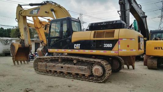 卡特挖掘机维修 动作不协调 无力动作慢 维修站