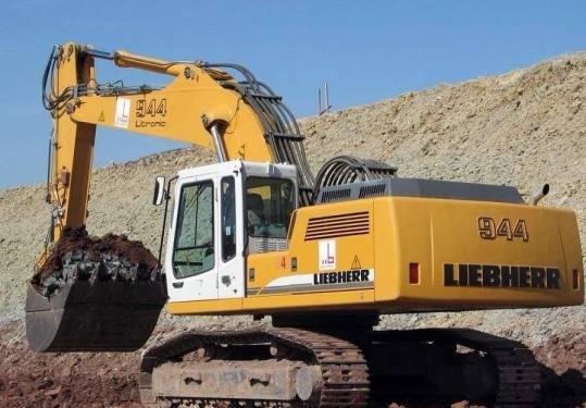 利勃海尔挖掘机维修售后公司服务站-憋车 动作不协调 温度高