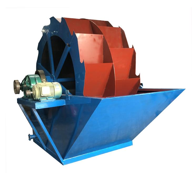 供应雄鼎选矿机械轮式洗砂机 云南轮式洗砂机型号 云南洗砂机设备厂家