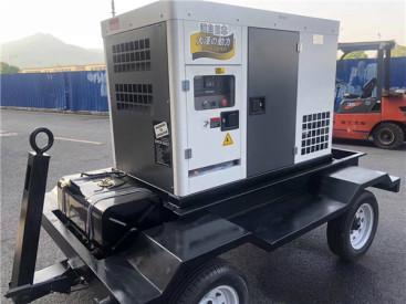 三相四线60kw柴油发电机