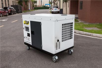 50kw柴油发电机低噪音