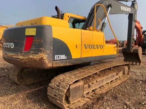 昆明直销沃尔沃210二手挖掘机三大件质保一年货到付款包运到家