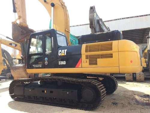 贵阳直销卡特336二手挖掘机原装进口质保一年包运到家