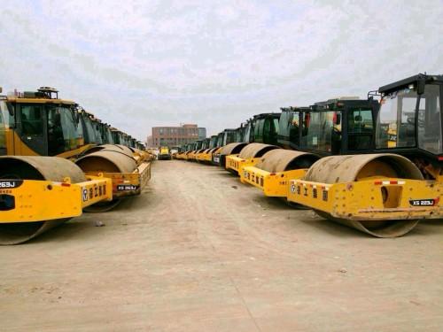江西赣州二手压路机交易市场||出售二手徐工20吨22吨26吨压路机
