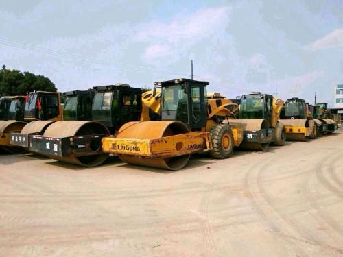 宜春二手压路机市场||出售二手徐工20吨22吨26吨压路机