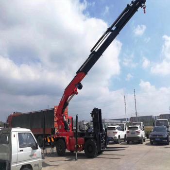 供应耐力叉车吊随车吊 3吨叉车吊 5吨叉车飞臂吊