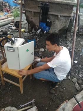 石家庄保定雄安新区及周边地区混凝土地泵拖泵泵车维修