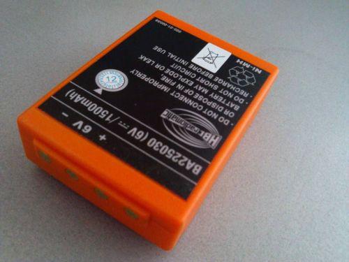 SANY三一GRP-2C凯商DCH2-01 6V 遥控器电池 混凝土泵车配件
